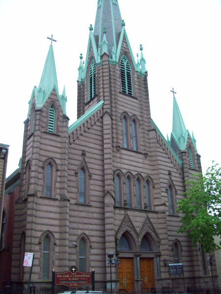 Churches Of My Brooklyn Childhood
