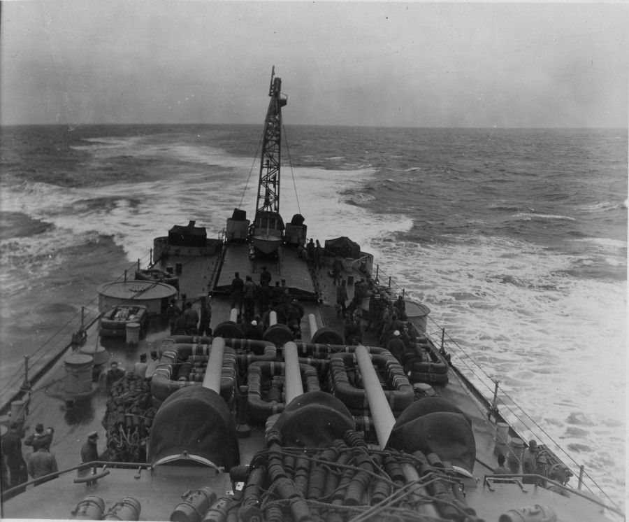 USS Philadelphia - CL41